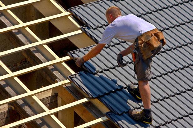 Gloede - Dach decken